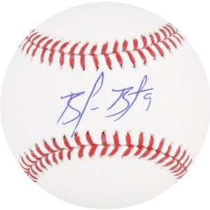 com Brandon Belt Autographed Baseball  Details San Francisco Giants