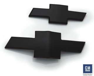REX TREX BILLET EMBLEM BLACK CHEVY LOGO BOWTIE BOW TIE FRONT