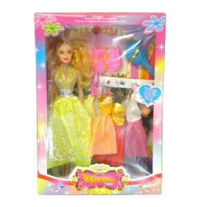 Brand New Girl Dolls Toy Set Case Pack 50 Toys & Games