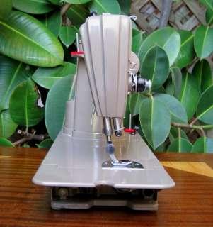 Pretty 1951 Singer Model 301 (301A) Sewing Machine ~ Featherweight Big