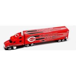 2009 CINCINNATI REDS MLB Baseball Semi Truck Tractor