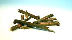 32 TREE CHUNKS BAR305 Great w/ King Country Figarti Britains Diorama