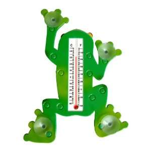Cobble Creek Indoor Outdoor Frog Designed Window Thermometer 5020
