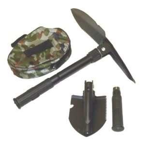 Folding Shovel /Pick & Case (#FOLDSH)