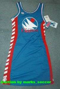 Los Angeles Clippers NBA Jersey Dress! New! $90. SZ L