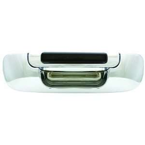 Dodge RAM Pickup Chrome Tailgate Handle with Red LED and Smoke Lens