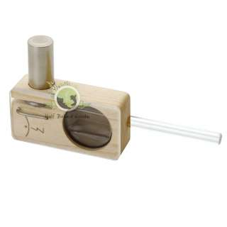 NEW MAGIC FLIGHT LAUNCH BOX HERB VAPORIZER + GRINDER