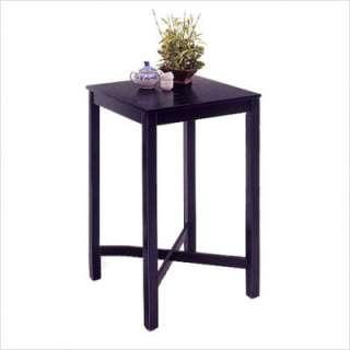 Home Styles Black Pub Table 5982 35 095385068929