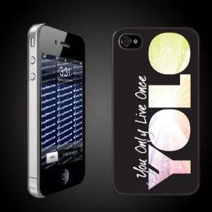 Fun YOLO iPhone Hard Case Designs   You Only Live Once