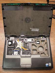 Dell PP18L 1.66 GHz Core Duo Laptop Notebook for parts untested