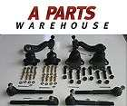 10 PARTS IDLER PITMAN ARM OUTER INNER TIE ROD ENDS UPPER LOWER BALL