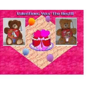 Fun Valentines Day Bears Toys & Games