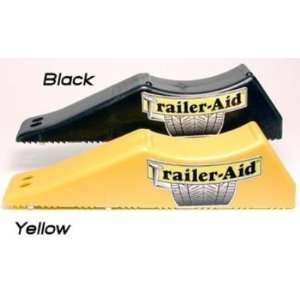 Trailer Aid Jack Stand for Tandem Axle Trailers Yellow