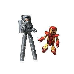 Marvel Minimates Collectible Action Figure 2 Pack   Neo