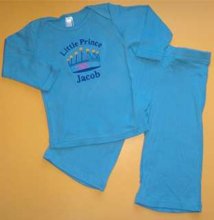 Personalized Boy PRINCE Crown 1st Birthday Shirt OUTFIT