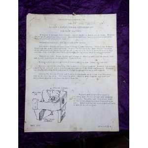 John Deere 1010w AT15600 Steer Conversn. Instal. Manual