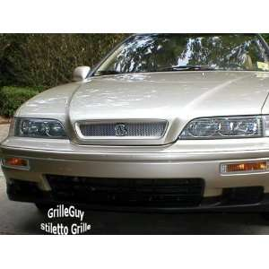 1993 Acura Legend on Acura Legend 4dr Upper Chrome Grille Grille Grill 1991 1992 1993 1994