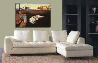 The Persistence of Memory 1931 Canvas Art Salvador Dali