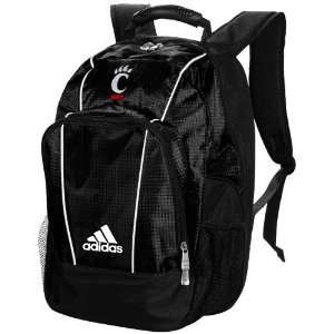 adidas Cincinnati Bearcats Black Campus Laptop Backpack