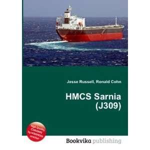 HMCS Sarnia (J309) Ronald Cohn Jesse Russell Books