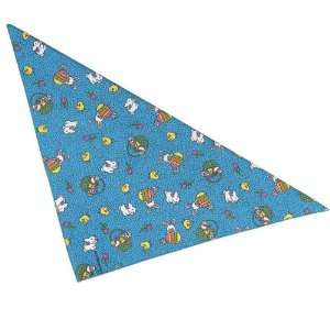 Top Performance Cotton/Polyester Seasonal Dog Bandanna