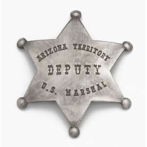 ARIZONA DEPUTY MARSHALL BADGE: Everything Else