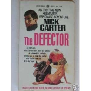 The Defector (9780426036319) Nick Carter Books