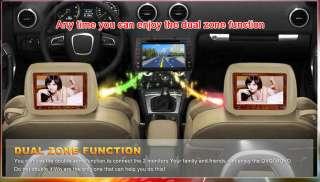 GPS Radio Navigation Car DVD 2Din TV Kia New Sorento