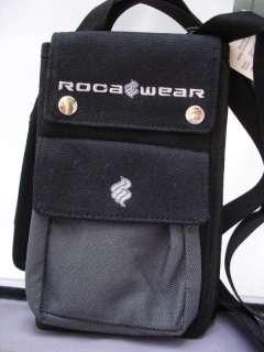 AUTHENTIC ROCAWEAR PLAT CASUAL & SPORT SHOULDER BAG