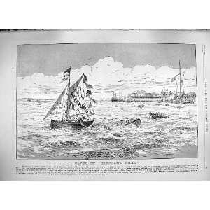 1889 ADVERTISEMENT BEECHAMS PILLS ST. HELENS LANCASHIRE