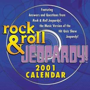 Rock & Roll Jeopardy Kris Koederitz 9780740707551  Books