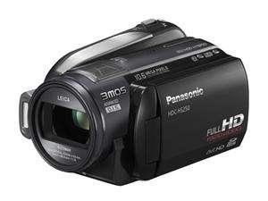 Newegg   Panasonic HDC HS250 Black 1/4.1 MOS x 3 2.7 230K LCD