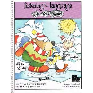 for Teaching Semantics (9781559992503) Brenda Brumbaugh Books
