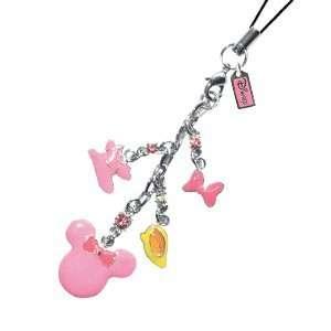 Disney Minnie Mouse Cell Phone Charms Cell Phones