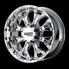 Moto Metal 959 Chrome 18x9 Chevy GMC Ford Dodge Jeep