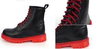 High Top Zip Combat Boots US size 6~10 / Ladies Military Shoes