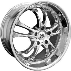 Of Rennen S5   Chrome 20x8.5 Wheels   Wheels Rennen   S5 Automotive