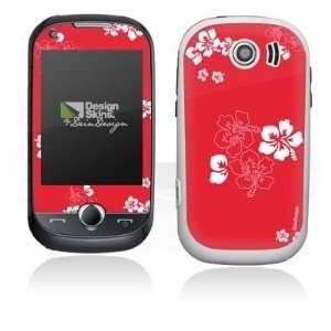 Skins for Samsung B5310 Corby Pro   Mai Tai Design Folie Electronics