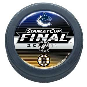 NHL 2011 Stanley Cup Playoffs 3 Hockey Puck: Sports