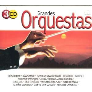 Orquestas [Boxset 3 Cds]import,la Mejor Musica Para Relajarse. Music