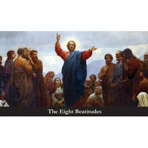 The Beatitudes Blessed Are Holy Prayer Card