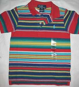POLO RALPH LAUREN Boys Polo Shirt Size 9M 12M 2T 3T 4T