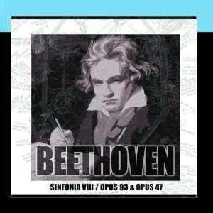 Sinfonía VIII Opus 93 & Sonata Para Violin y Piano Opus