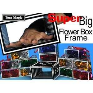 Super Flower Box Frame #12 with DVD   New Model