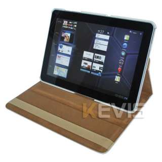 360°Rotating Leather Cover Case Stand Samsung Galaxy Tab 10.1 P7500