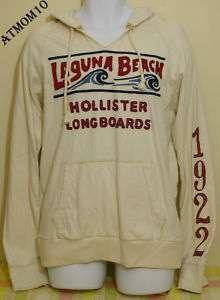 NWT Hollister Men Sweatshirt Pullover hoodie L