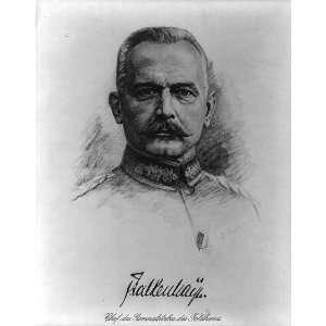 Erich von Falkenhayn,Generalstabes, Feldheeres 1900s
