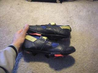 VINTAGE MENS NIKE ECHELON CYCLING BIKING SHOES 10.5 44.5