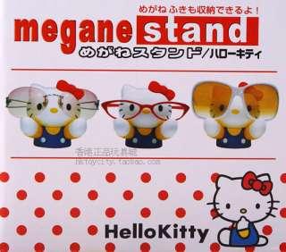 JAPAN HELLO KITTY EYE GLASSES SUNGLASSES STAND ORNAMENT