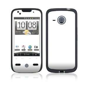 Simply White Protective Skin Cover Decal Sticker for HTC